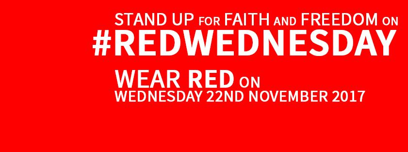 1116UK_#RedWednesday motif