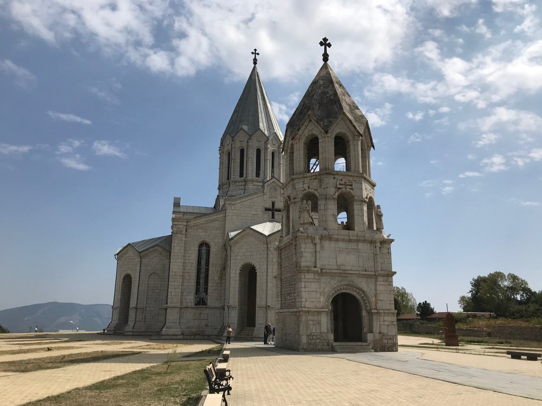 This image has an empty alt attribute; its file name is shushi-cathedral-before-azeri-attack-1.jpg