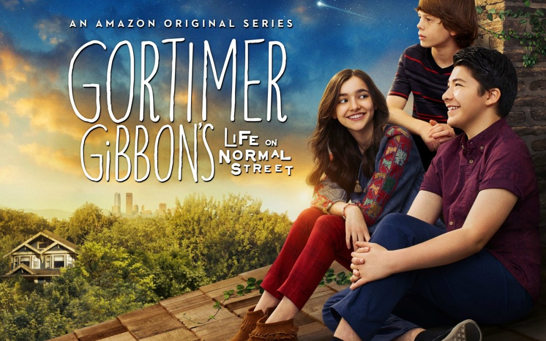 The Final Season of GORTIMER debuts July 15th on Amazon Prime USA