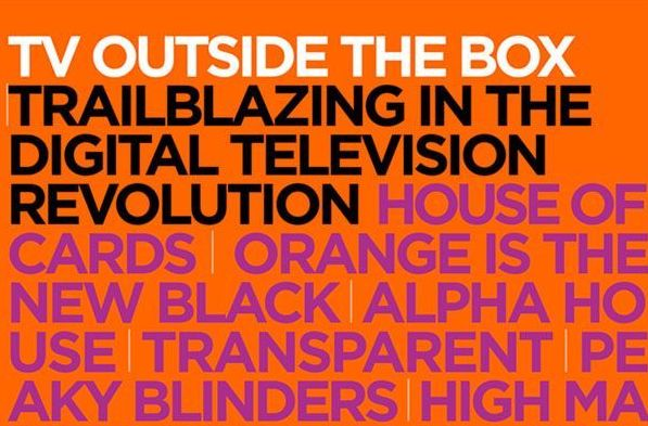 I'm in a book – 'TV Outside the Box'