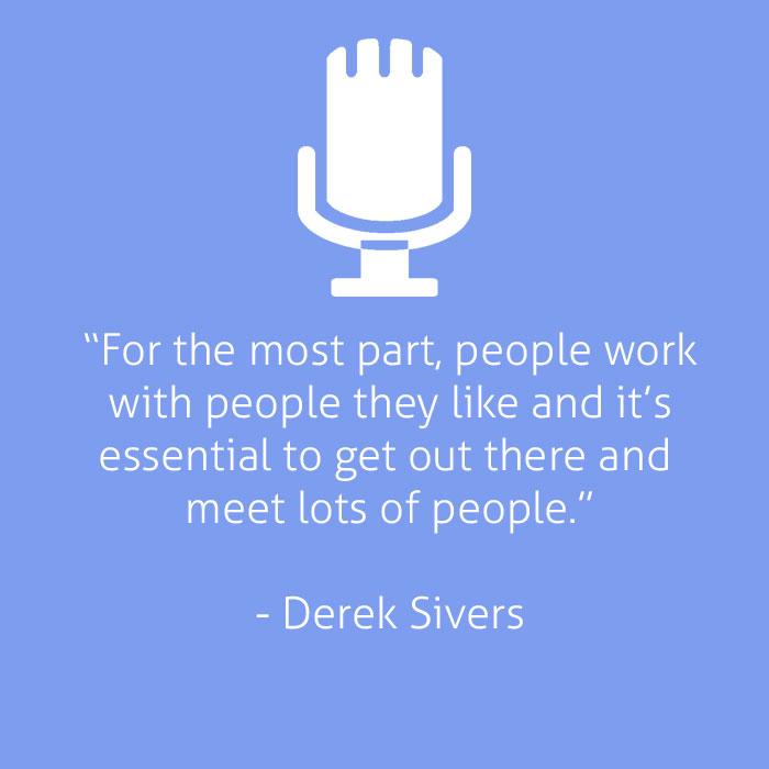 Derek Sivers Interview