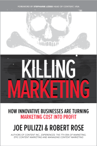 Killing Marketing book