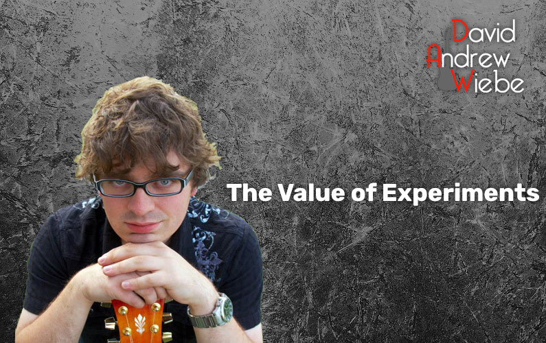 The Value of Experiments