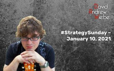 #StrategySunday – January 10, 2021