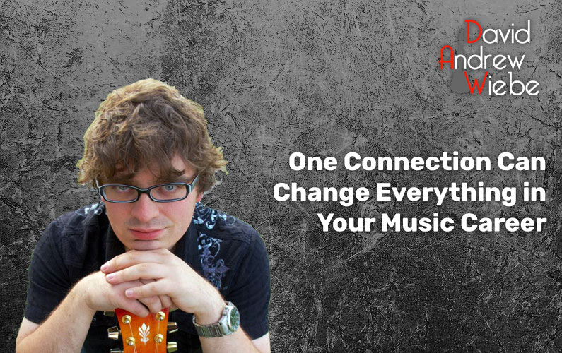 One Connection Can Change Everything in Your Music Career