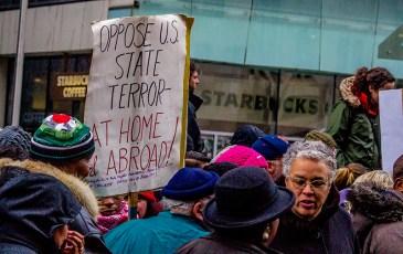 Oppose US State Terror