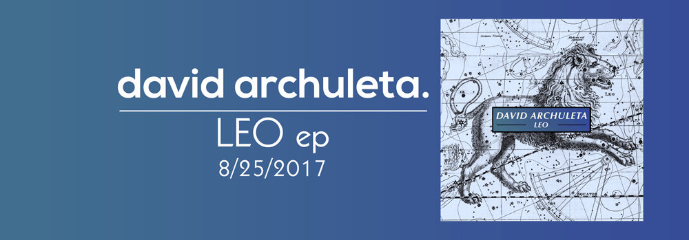 Image result for david archuleta ep leo