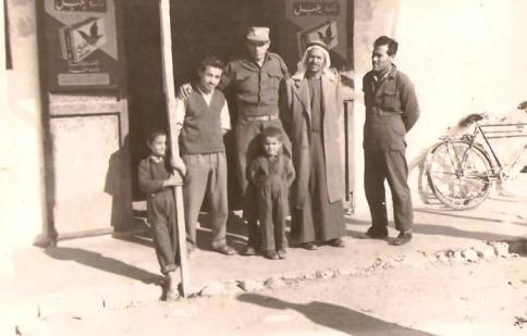Se tornou amigo de árabes e israelenses (Foto: Acervo Familiar)
