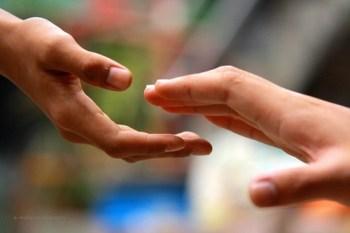 Tenho certeza que a pessoa vai reconhecer esse seu gesto de boa vontade (Foto: Reprodução)