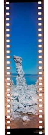 Tufa, Mono Lake (3) with the Kodak Brownie 2A