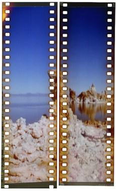 Tufa at Mono Lake (4) with the No. 3 Brownie Model B