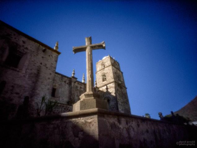 Cross, Misión San Francisco Javier de Viggé-Biaundó, San Javier