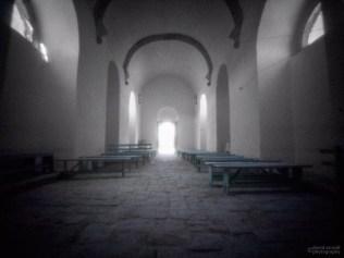 Nave of the Misión San Luis Gonzaga Chiriyaqui