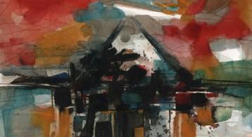 Reflejos abstractos