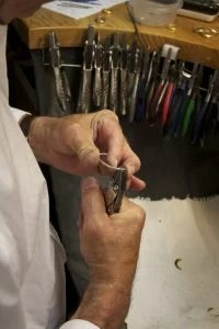 David Ashton the finest contemporary jewellery handmade in London