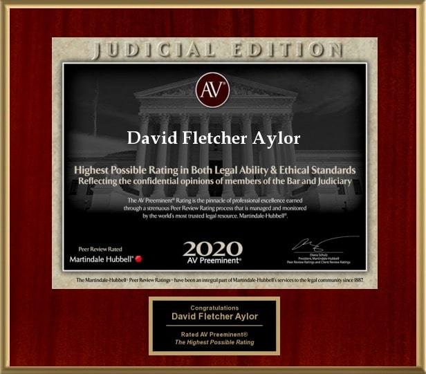 David Aylor Award