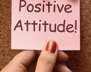Do You Have a Positive Attitude?