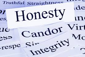 How do you encourage candor in the work space?