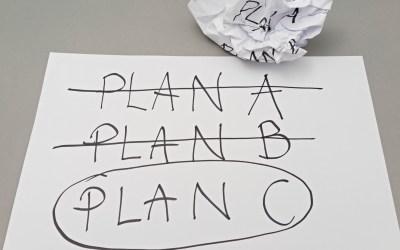 6 Reasons That Strategic Plans Fail