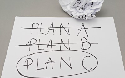 6 Reasons That Strategic Plans Fail