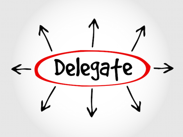 Strategic Thinking Requires Strong Delegation Skills