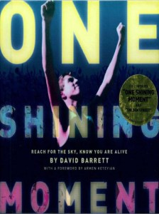 Author of One Shining Moment by Bavid Barrett