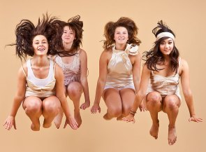Santa Barbara Dance Alliance Teen Choreographers publicity photo 4/19/09