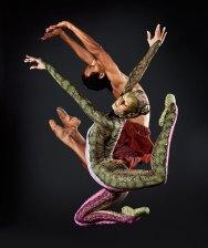 "State Street Ballet ""Jungle Book"" publicity photo 10/3/09"