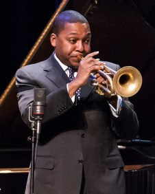 Wynton Marsalis 3/11/04 UCSB Arts & Lectures Campbell Hall