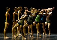 "UCSB Arts & Lectures - Batsheva Dance Co. - ""Sadeh21"" 2/24/09 Arlington Theatre"