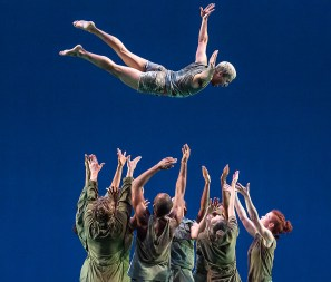"""Bill T. Jones/Arnie Zane Dance Co. - """"Play and Play"""" 10/16/13 Granada Theatre - presented by UCSB Arts & Lectures"""