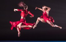 """Alvin Ailey Dance Theater """"Grace"""" 4/13/13 Arlington Theatre presented by UCSB Arts & Lectures"""