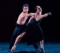 """Wheeldon/Morphoses - """"Softly as I Leave You"""" 1/29/10 Granada Theatre, presented by UCSB Arts & Lectures"""
