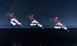 """Parsons Dance """"Caught"""" Lobero Theatre 5/2/08"""