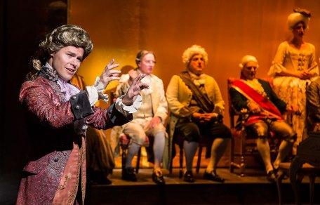 "Ensemble Theatre Co. - ""Amadeus"" 10/8/14 New Vic Theatre"