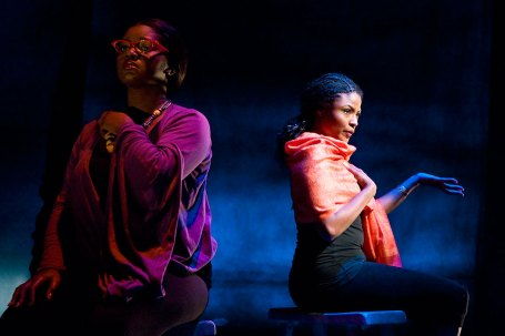 "Ensemble Theatre Co. - ""In the Continuum"" dress 3/25/09 Alhecama Theatre"