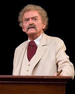 "Hal Holbrook - ""Mark Twain Tonight!"" 3/24/06 Lobero Theatre"