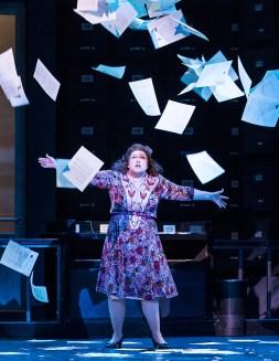 """Opera Santa Barbara - """"The Consul"""" 4/23/14 Granada Theatre"""