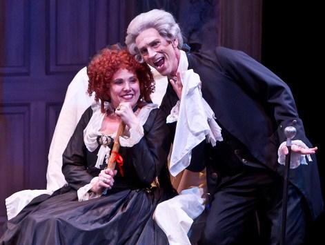 """Opera Santa Barbara - """"The Marriage of Figaro"""" 3/22/12 Granada Theatre"""