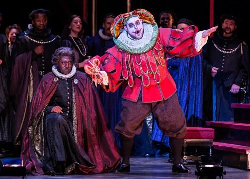"""Opera Santa Barbara """"Rigoletto"""" 11/5/14 Granada Theatre"""