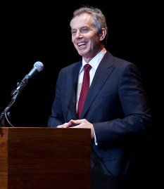 Tony Blair - Arlington Theater