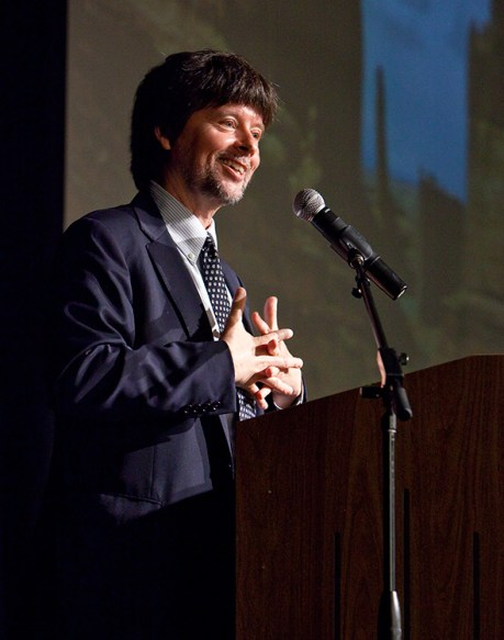 UCSB Arts & Lectures - Ken Burns shares insights into the creative process with San Marcos High students 5/24/10 San Marcos High Auditorium