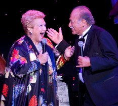 Marilyn Horne & Heinz Blankenburg - Music Academy of the West Cabaret Night 8/9/07 Fess Parker's Doubletree Resort