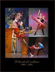 State Street Ballet Program Book cover