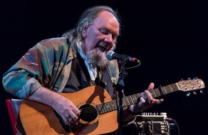 Singer-songwriter Eric Taylor - Sings Like Hell 12/4/16 The Lobero Theatre
