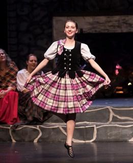 Highland jig - Santa Barbara Revels Winter Solstice Celebration 12/16/16 The Lobero Theatre