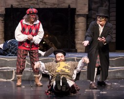 How to raise the dead - Santa Barbara Revels Winter Solstice Celebration 12/16/16 The Lobero Theatre
