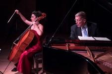 Ani Aznavoorian and Warren Jones, Sonata for Piano & Cello in G minor by Beethoven - Camerata Pacifica 2/17/17 Hahn Hall