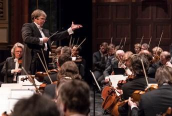 Conductor Nikolay Alexeev leads the ST. Petersburg Symphony Orchestra - CAMA Santa Barbara 3/14/17 The Granada Theatre