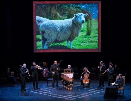 "Perfect match for J.S. Bach's ""Sheep may safely graze"" - CAMA Santa Barbara 3/8/17 The Lobero Theatre"